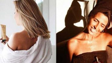 染燙髮後的3招護髮攻略,包括水溫、清潔髮品選擇都是護髮關鍵!