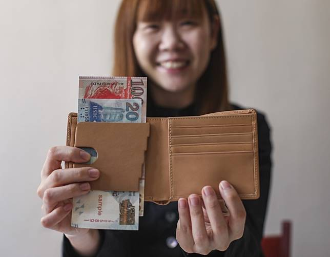 How a Hong Kong designer came up with a wallet that can help the visually impaired identify banknote denominations