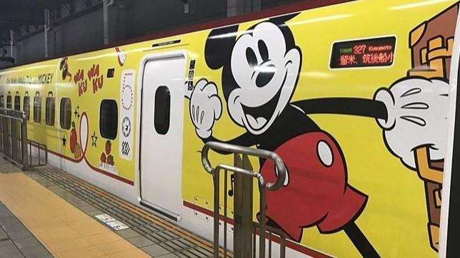 米奇新幹線載你去旅行!迪士尼控注意!還有3款超萌周邊超欠收藏