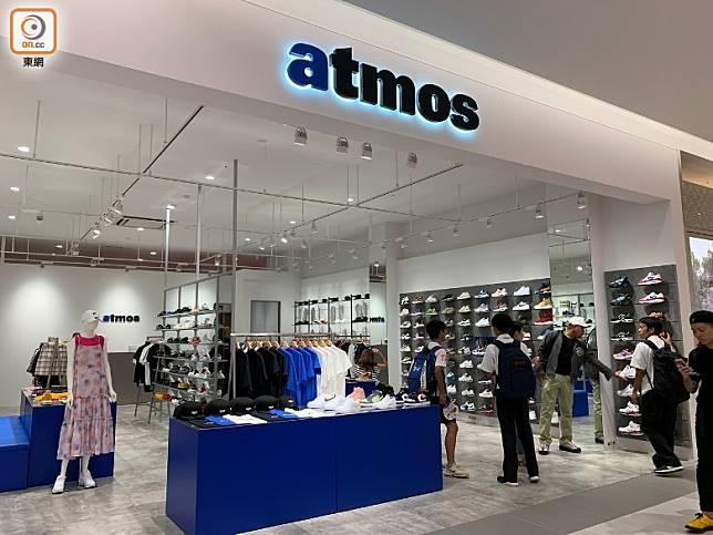 1至3樓共有250間店舖,其中94間為首次在沖繩開店。(李家俊攝)