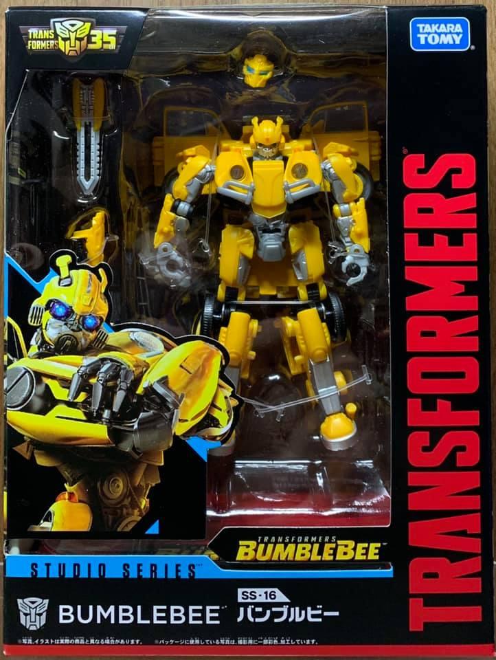 ☆勳寶玩具舖【現貨】變形金剛 日版 電影工作室SS系列 SS-16 金龜車大黃蜂 Bumblebee