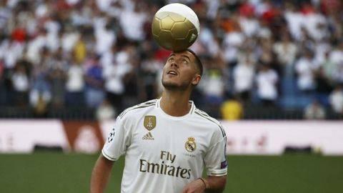 Hazard Beli Rumah Mewah Rp173 Miliar di Madrid