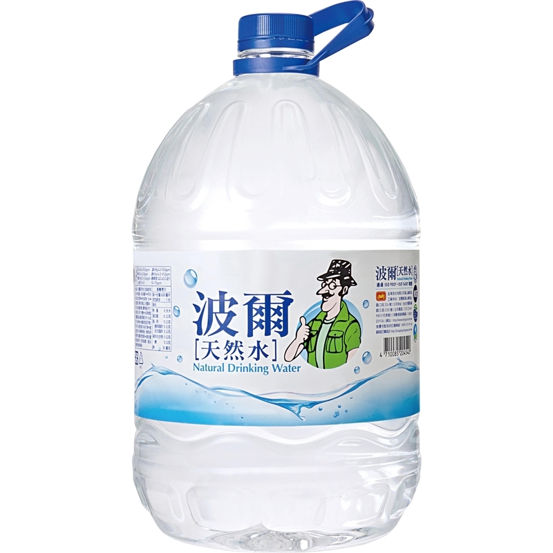NSF國際國家基金會認證,ABWA國際包裝飲用水協會會員。來自宜蘭山區純淨、無污染的潔淨水源,在全亞洲最先進的水廠中一貫化裝填生產,並獲得NSF、ABWA、食品GMP與ISO9001、ISO14001