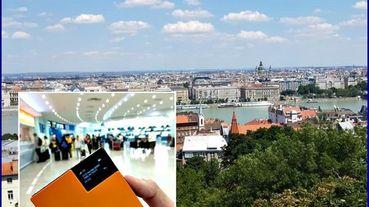 歐洲SIM卡/分享器租借2019.07東歐之旅/暢遊歐洲網路無國界/分享WIFI多人同時歐洲上網皆順暢/歐洲網卡隨興不牽掛-翔翼通訊Aerobile