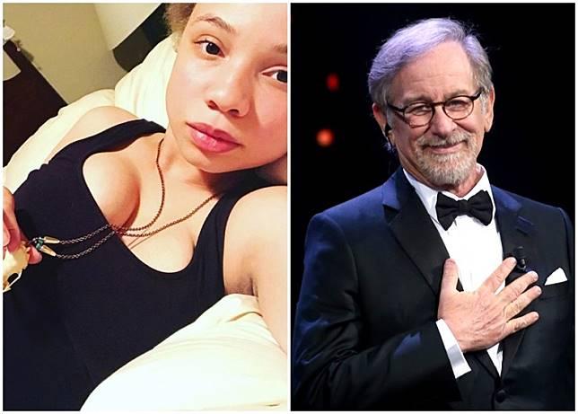 史匹堡的23歲養女Mikaela宣布成為女權性工作者。