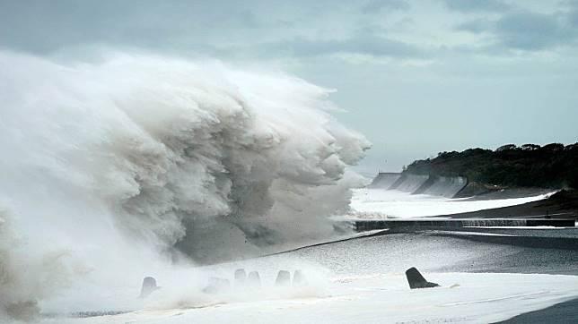 茨城縣是颱風19號 的重災區之一,排名榜公布可說是「雪上加霜」。(互聯網)
