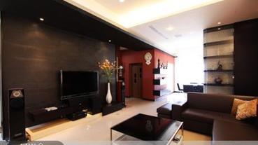 豐富機能櫃體設計 讓家的層次更精彩!