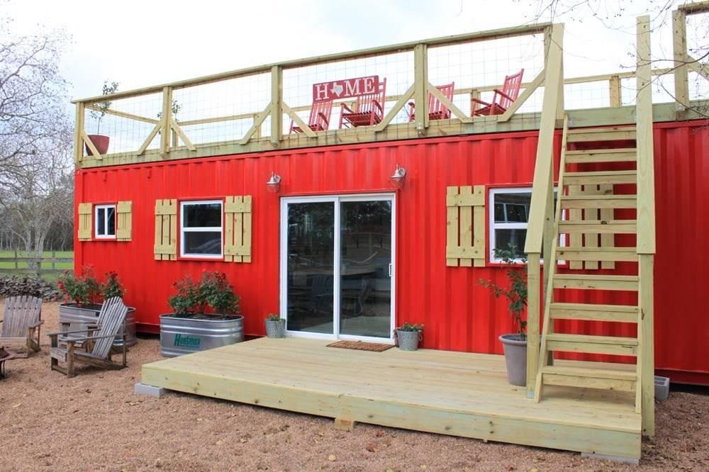10 Desain Rumah Kayu Untuk Lahan Sempit Dekoruma Com Line Today