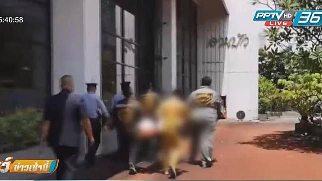 สาวแบงก์เครียดกระโดดตึกสำนักงาน 24 ชั้นเสียชีวิต