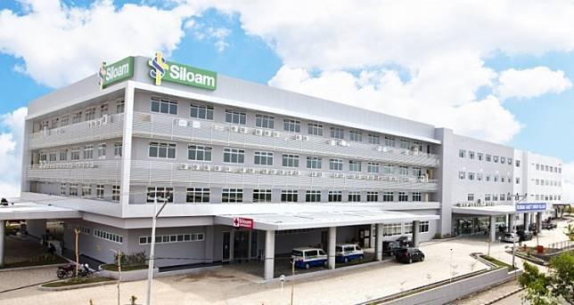 One of 36 hospitals operated by PT Siloam International Hospitals (Siloam) in Indonesia.
