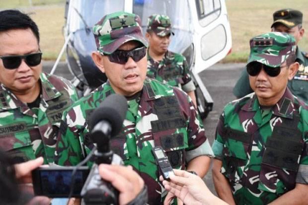 Kodam II Sriwijaya Menyayangkan Pernyataan Kepala Daerah Terkait Karhutla