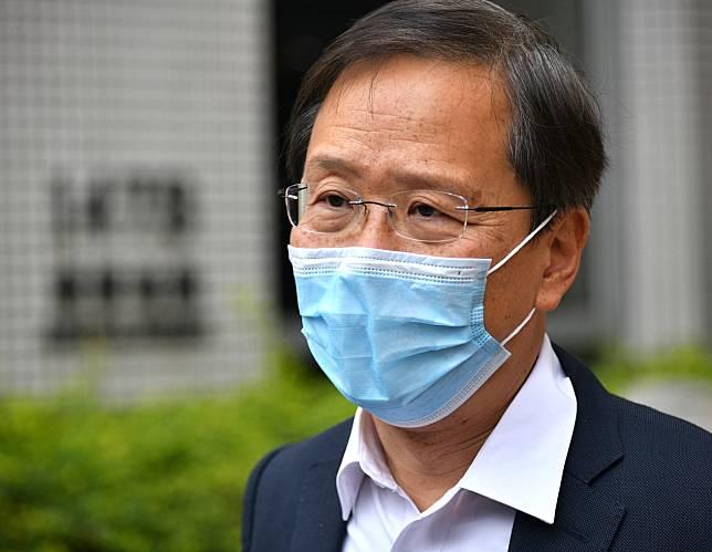 郭家麒歡迎有關措施,但形容是來得太遲。 資料圖片