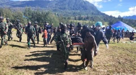 Kapolda Papua Ungkap Ada 6 Kelompok Aktif KKB di Wilayah Pegunungan