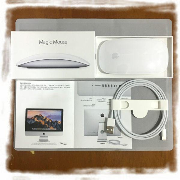 蘋果藍牙滑鼠magic mouse 2國行無線新款充電二代全新mac電腦滑鼠