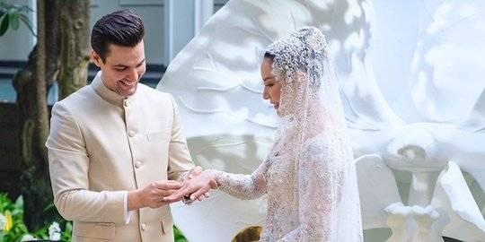 Fitria Yusuf Anak Bos Jalan Tol yang Jadi Mualaf Menikah. Instagram fitriayusuf_official ©2020 Merdeka.com