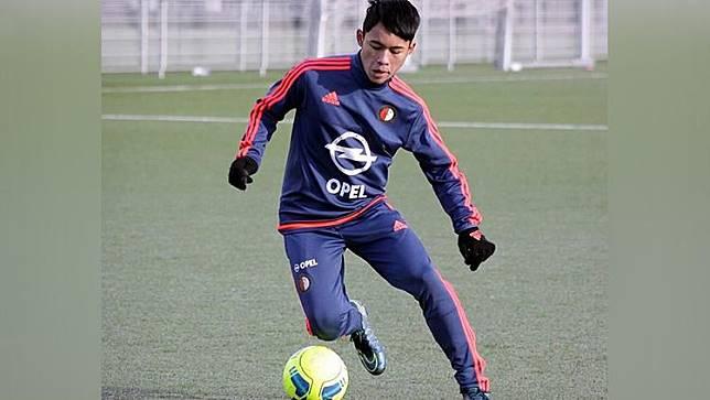 Bintang Muda Indonesia di SC Feyenoord Alami Cedera Mengerikan