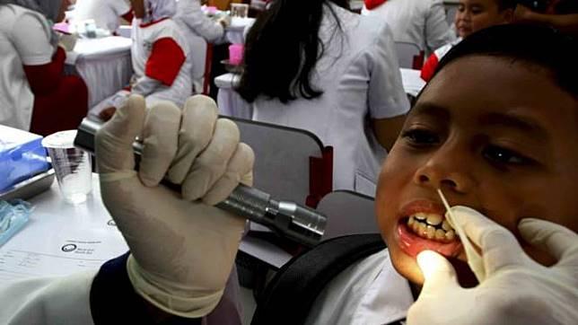 Peringatan Hari Kesehatan Mulut Sedunia