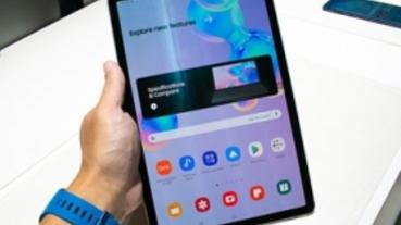 搭 S Pen 的真旗艦平板,三星 Galaxy Tab S6 實機直擊