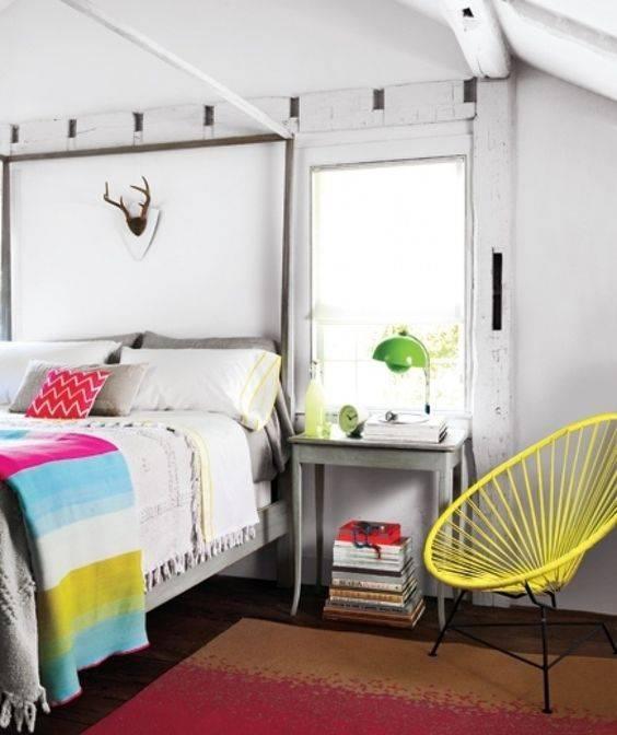 Rumah Makin Berwarna, 8 Inspirasi Dekorasi Warna Neon Ini Bisa Kamu Sontek!