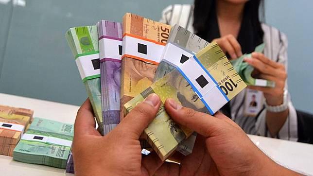 Ilustrasi Uang Rupiah. ANTARA FOTO/Adeng Bustomi