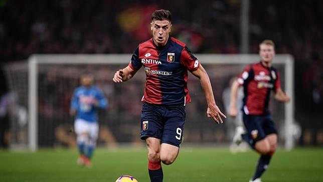 Piatek Bertekad Antar AC Milan Tampil di Liga Champions