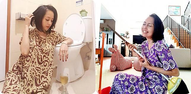 Viral balasan warganet kepada PNS yang menghina babu suka gosek WC