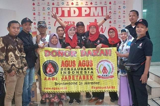 Komunitas Agus-Agus Bersaudara Indonesia (AABI)