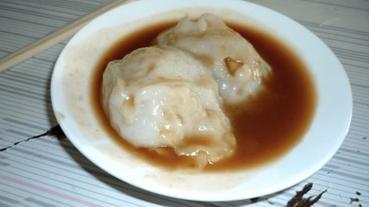 台南美食推薦【台南福記肉圓】中西區清蒸肉圓老店