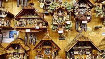 精緻咕咕鐘買起來!最廣為人知的德國黑森林咕咕鐘在Costco好市多也買得到啦~