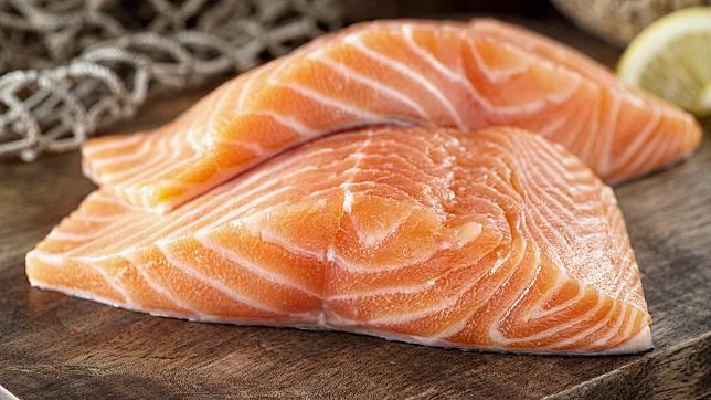 ประโยชน์ต่างๆของ ปลาแซลมอน