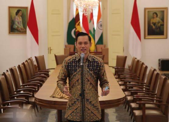 Wakil Ketua Umum Parati Demokrat Agus Harimurti Yudhoyono