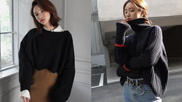 轉季購物指南!今個秋冬一定要入手的 7 種流行款毛衣