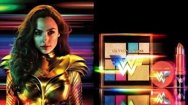 DC《神力女超人1984》電影未上彩妝先報到?REVLON露華濃限量系列又美又有力!