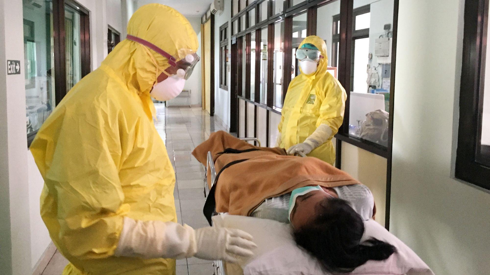 Pasien Meninggal Karena Corona di Bali Bertambah 3, Total Jadi 23 Orang