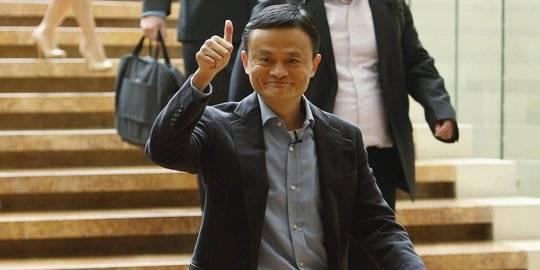 Jack Ma Alibaba. ©Reuters