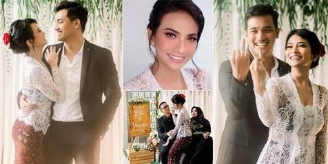 13 Foto Pernikahan Vanessa Angel Bibi Ardiansyah Di Tanggal 11