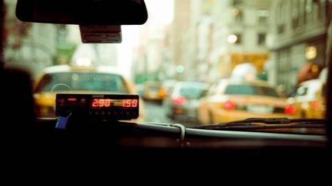 Jerman Operasikan Taksi Tanpa Sopir Pada 2022
