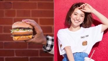 最意想不到的聯乘,由 Beams 和 McDonald's 合作推出的巨無霸潮物一下子就賣光!