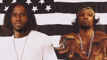 〔嘻哈老砲兒〕詹皇聯手 KD 釋出嘻哈單曲《It Ain't Easy》!球迷直呼:「兩人都是被籃球耽誤的嘻哈歌手吧!」