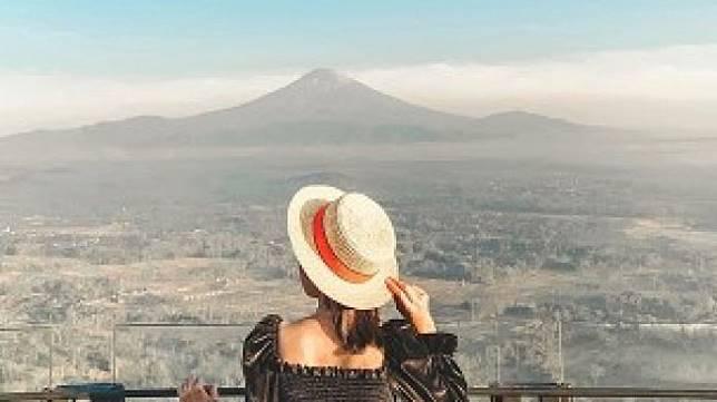 Mata Langit Borobudur di Magelang. (Instagram/@rorodinar)