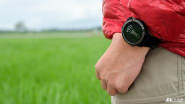 【山道具】動靜皆宜的登山GPS運動腕錶:GARMIN fenix 6/6S