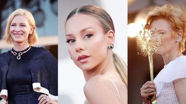 2020威尼斯影展:Top 10 最美紅毯珠寶精選!