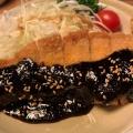 愛知定食 味噌カツ - 実際訪問したユーザーが直接撮影して投稿した渋谷定食屋d47 SHOKUDOの写真のメニュー情報