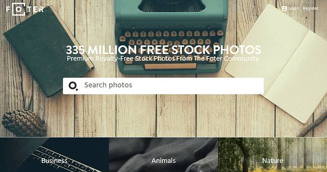 Foter 可商用免費圖庫,超過 3.3 億張圖片全部免費下載使用!