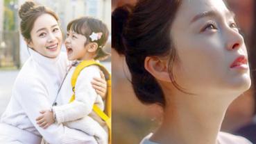 接檔愛的迫降沒再怕!《Hi Bye,Mama》裡的金泰希跟孫藝珍一樣兩人都是母胎美女阿~