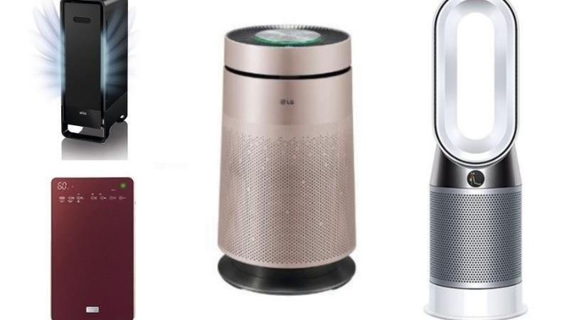 空汙拉警報!8款【空氣清淨機】評比,還你乾淨清新的居家空間!