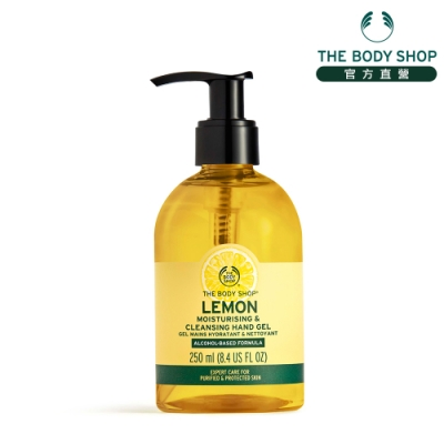 The Body Shop 檸檬清新淨化乾洗手-250ML