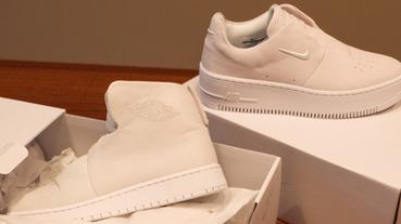 起點指標 / Nike The 1 Reimagined Air Jordan 1 & Air Force 1