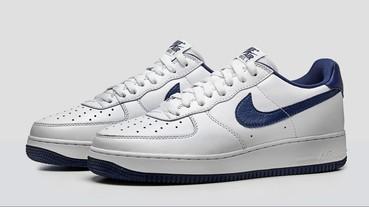 官方新聞 / 傳奇再續:Nike Air Force 1 Low 'NAI KE' QS