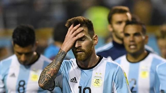 Biang Kekalahan Timnas Argentina dari Kroasia
